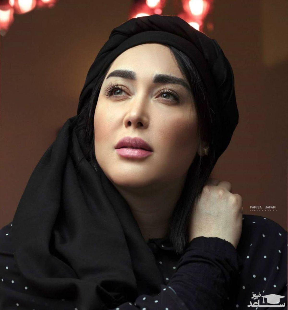 گریم متفاوت و جدید سارا منجزی پور