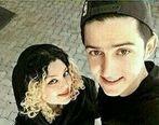 عکس لو رفته از سردار آزمون در بغل دختر در پارتی + فیلم و عکس