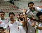 تیم فوتبال امید ایران برابر قطر شکست خورد