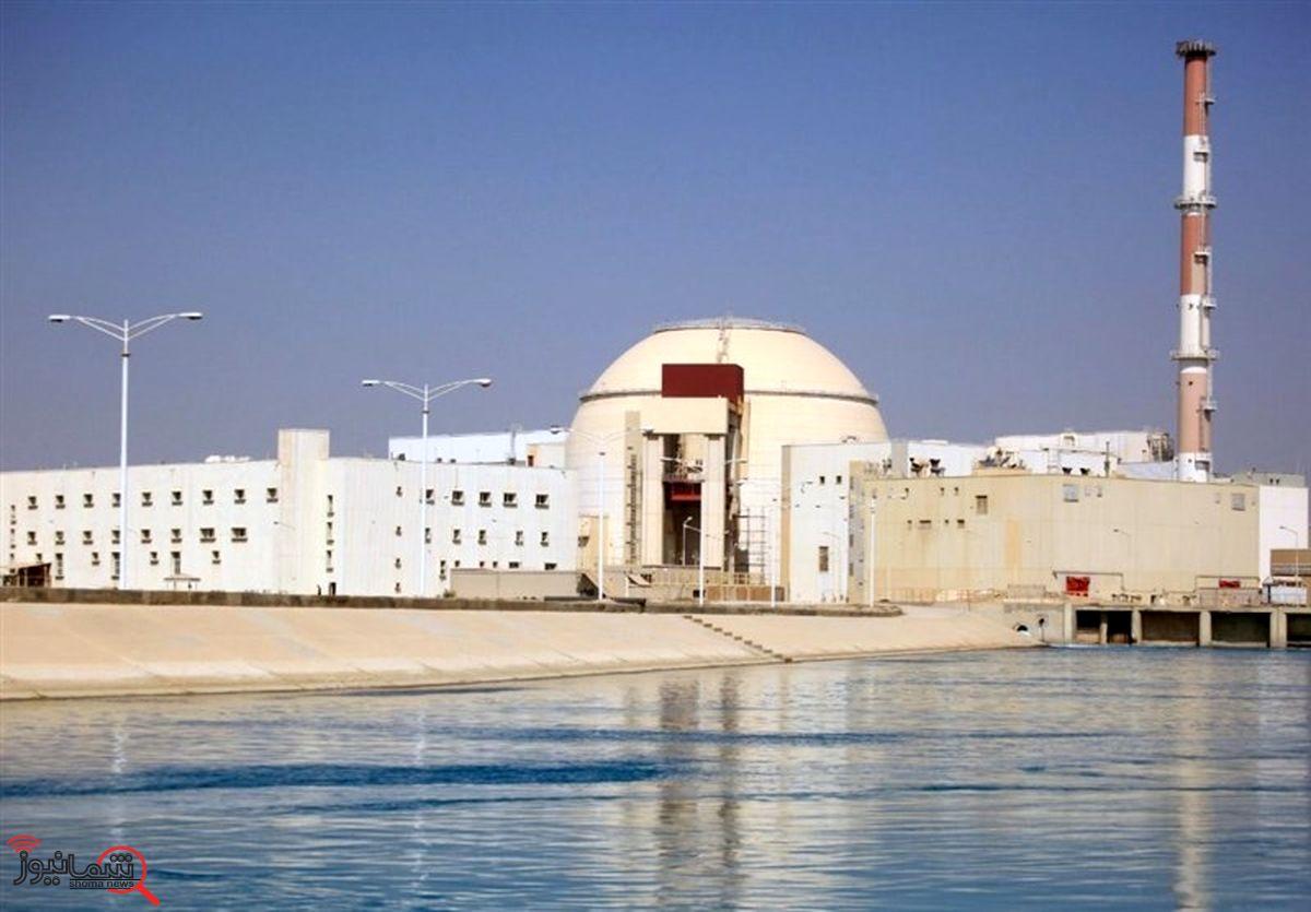 نیروگاه بوشهر به علت بدهی دولت از مدار تولید برق خارج شده است