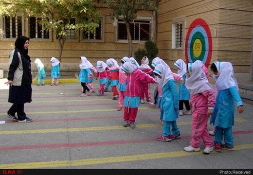 امروز نوبت عصر مدارس تهران دایر است