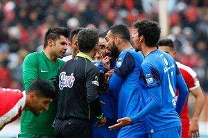 تیم های لیگ برتری در انتظار جریمه + عکس