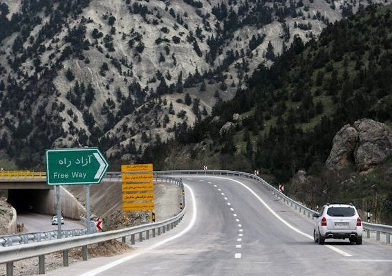کاهش رقم عوارضیِ آزادراه تهران - شمال