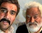 پسر کاظم هژیرآزاد درگذشت | عکس خانوادگی کاظم هژیرآزاد