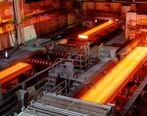 رشد تولید فولاد خام ایران بیش از 20 برابر رشد تولید جهانی