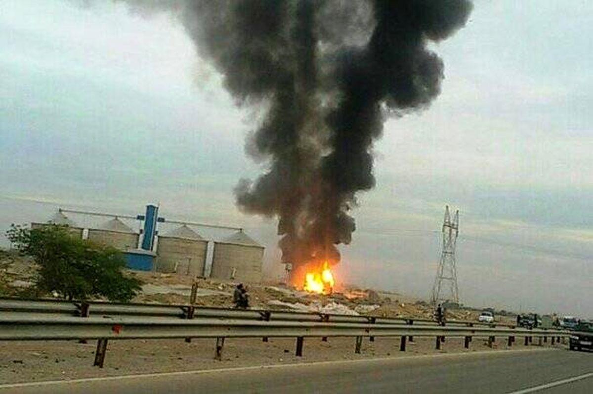 انفجار مرگبار گاز در پاکدشت