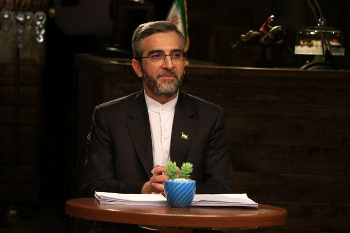 علی باقری دبیر ستاد حقوق بشر قوه قضاییه شد