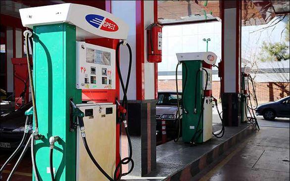 کاهش مصرف بنزین پس از اعمال سهمیهبندی