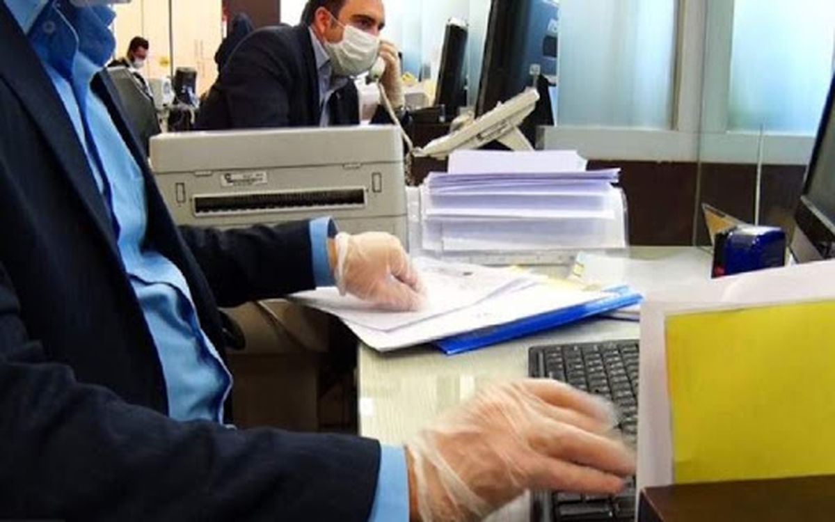 احتمال اعمال دورکاری کارمندان در خوزستان