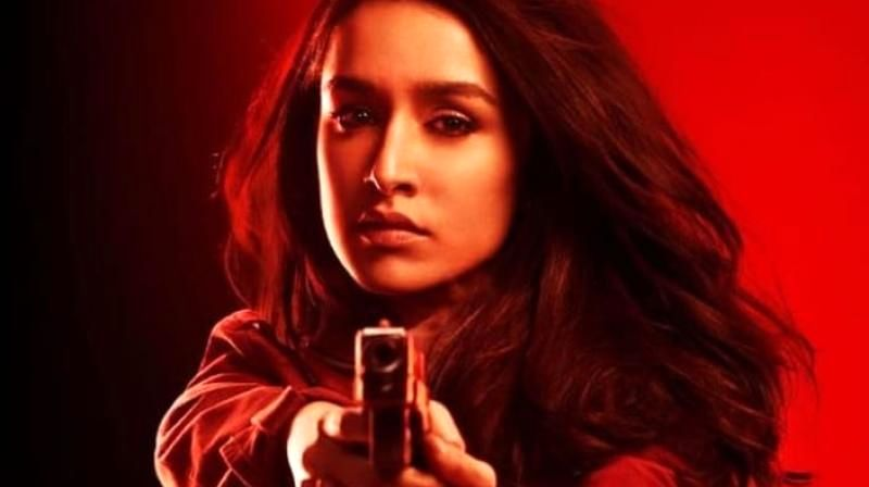 Shraddha Kapoor's trainer has this to say about her training as a cop for 'Saaho'