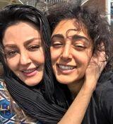 تیپ جنجالی گلشیفته فراهانی و زهرا امیر ابراهیمی در صحرا + عکس و بیوگرافی