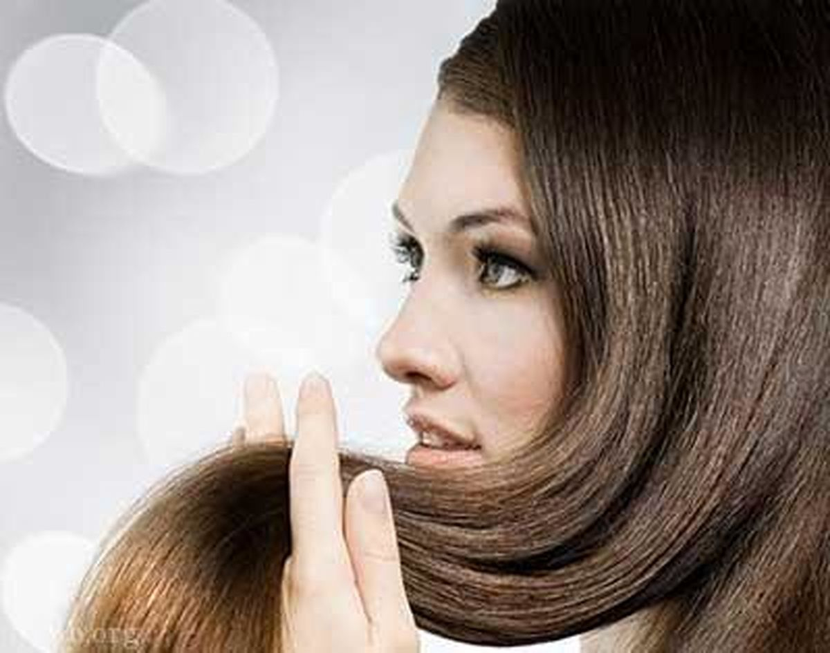 با این روش زنان ژاپنی موهای سرتان را تقویت کنید