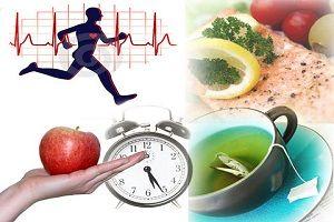 ۶ ماده ای که متابولیسم بدن را بالا می برد
