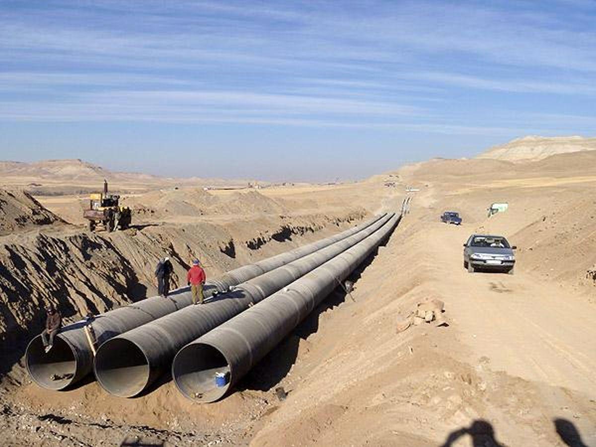 اجرای طرح انتقال آب دریا به جنوب فارس