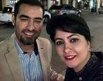 سلفی جنجالی شهاب حسینی و بازیگر هالیوودی در خیاباهان های آمریکا + عکس