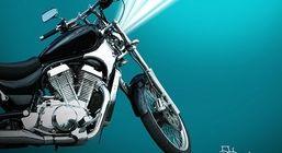 خطر تردد ۹ میلیون موتورسیلکت فاقد بیمه شخص ثالث در شهر