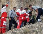 جزئیات سقوط زوج کوهنورد از کوههای چهارمحال و بختیاری