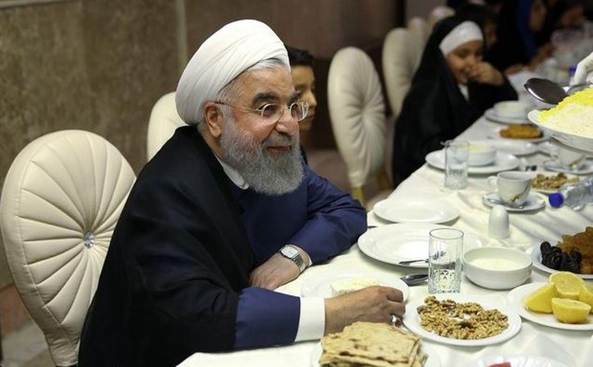 جزئیات برگزاری مراسم افطاری رئیس جمهور
