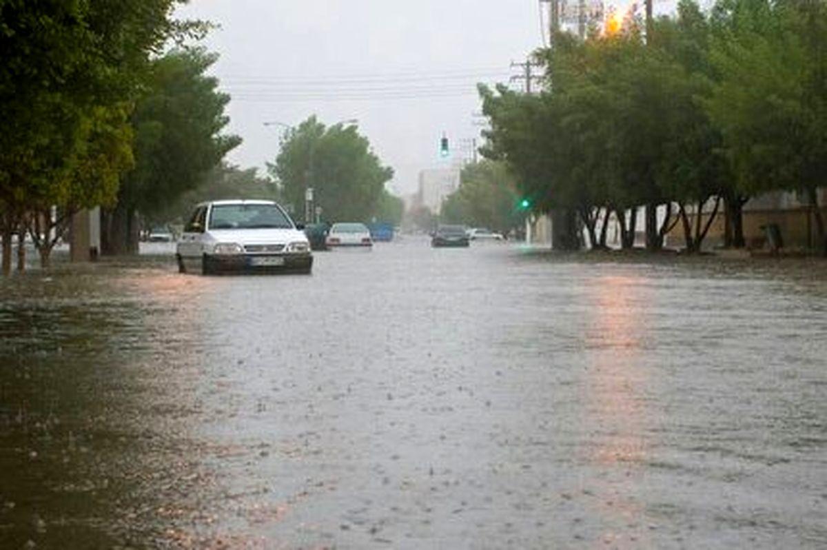 فوت هفت تن بر اثر سیلاب در بوشهر و هرمزگان + فیلم