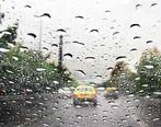 در باران اینگونه رانندگی کنیم + اینفوگرافیک