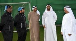 استقبال اماراتی ها از حریف شهرخودرو!