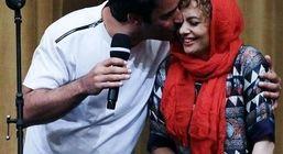 عکسهای عاشقانه و جنجالی یکتا ناصر و منوچهر هادی + تصاویر