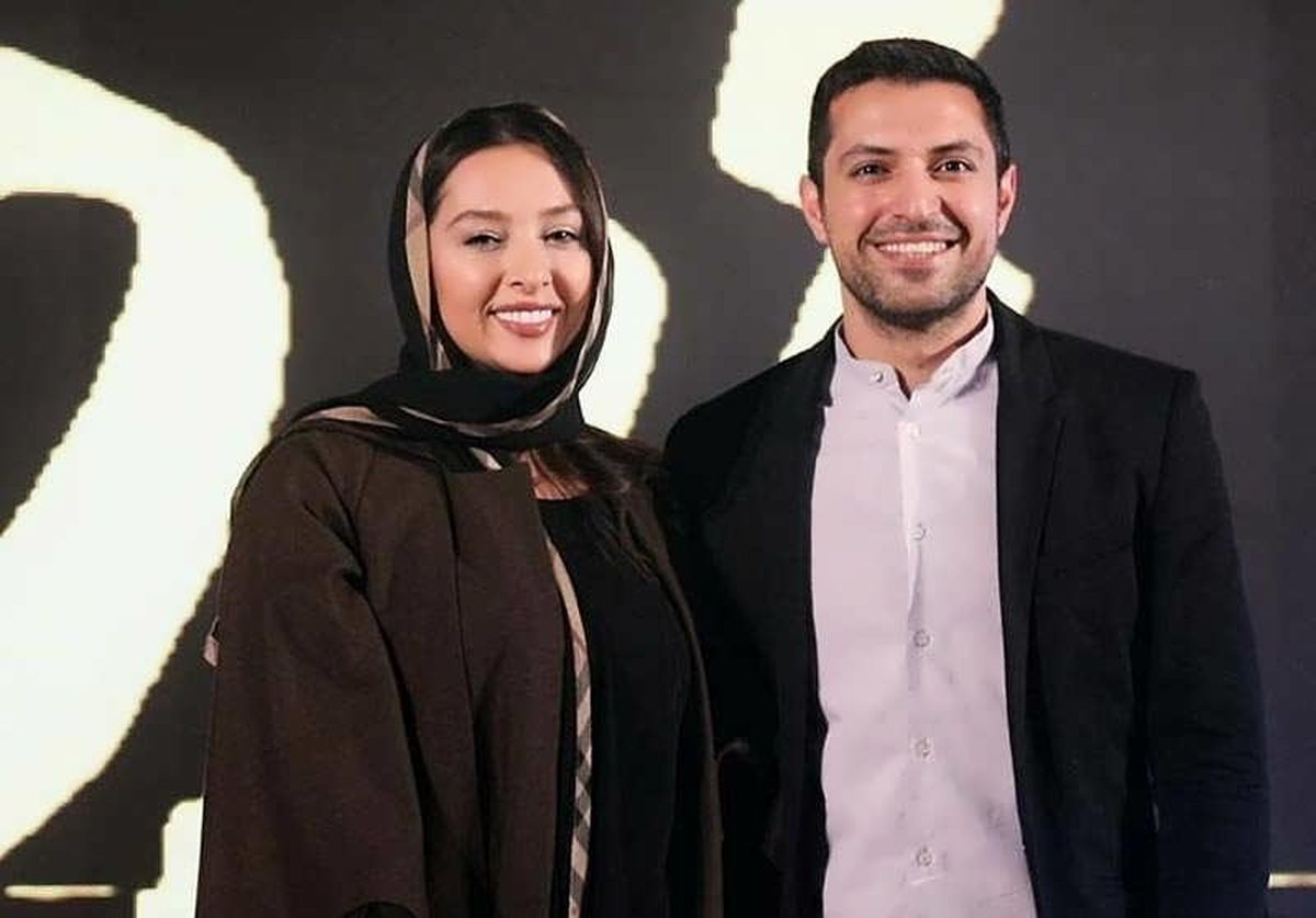 اشکان خطیبی همسرش را در سریال خاتون طلاق داد | دعوای زن و شوهری اشکان خطیبی و همسرش