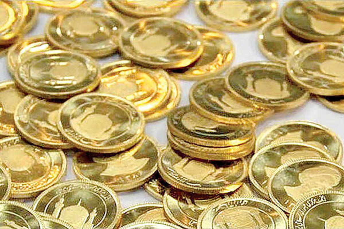 قیمت سکه 21 اردیبهشت