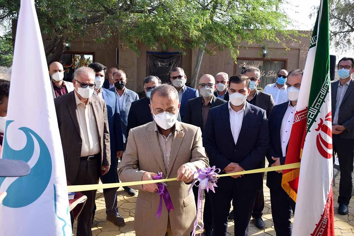 افتتاح سایت موزه شهر تاریخی در جزیره کیش