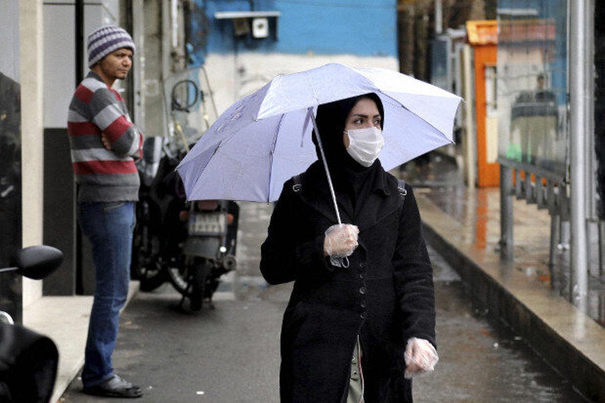 نکاتی درباره استفاده از ماسک در روزهای بارانی