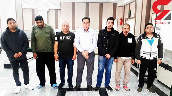 7 مرد مخوف تهران را ببیند+جزئیات