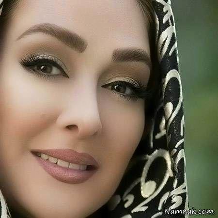 الهام حمیدی و همسرش +بیوگرافی وتصاویر