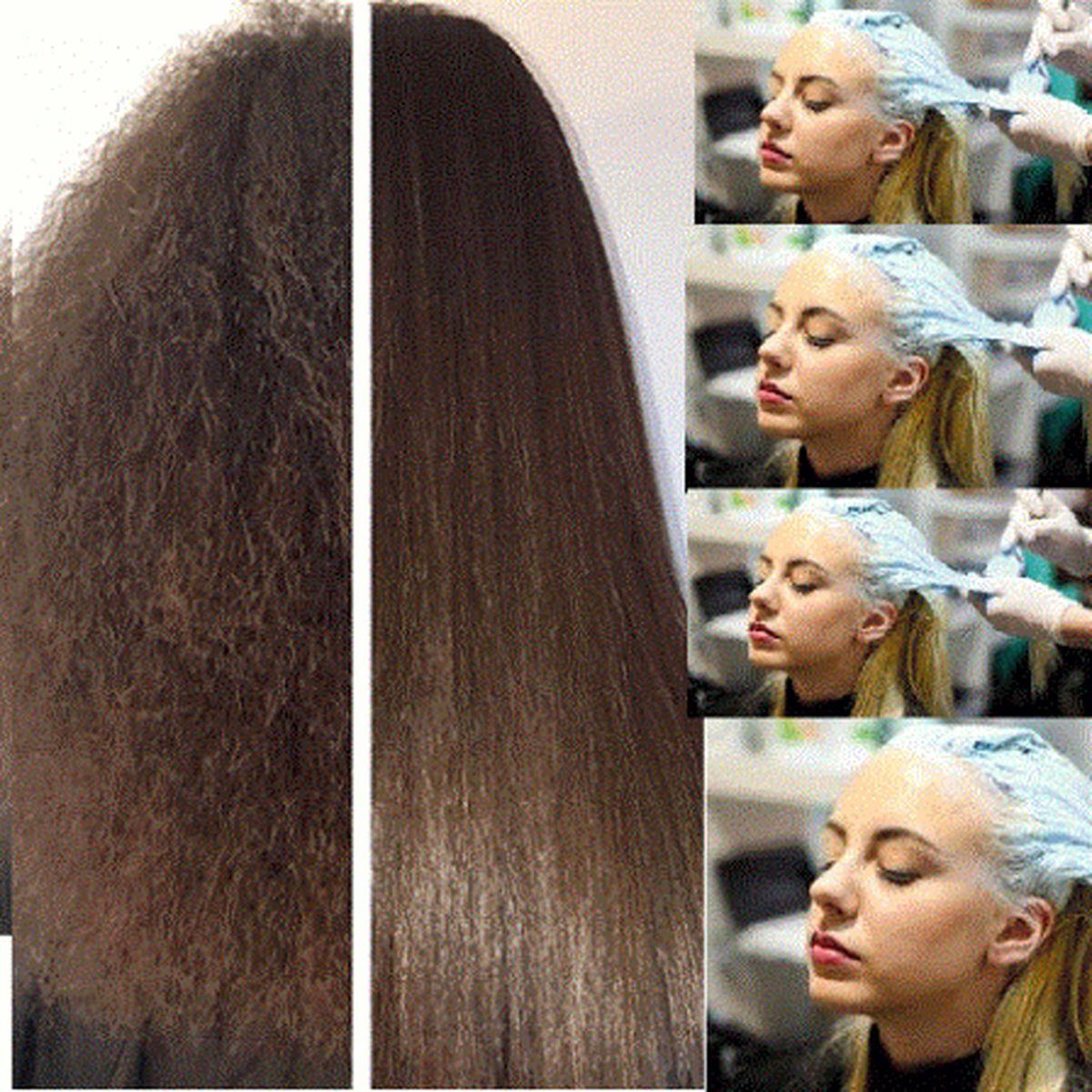 عوارض و خطرات کراتینه کردن مو
