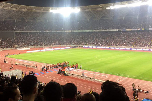آخرین وضعیت برگزاری بازی ایران در بصره بعد از نامه فیفا