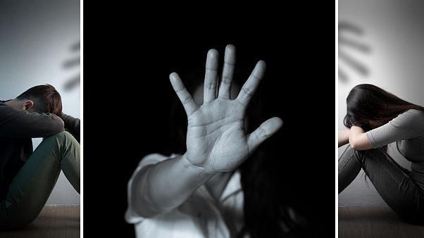 فیلم لحظه آزار جنسی به دختر 14 ساله در راهروی یک ساختمان + فیلم لورفته
