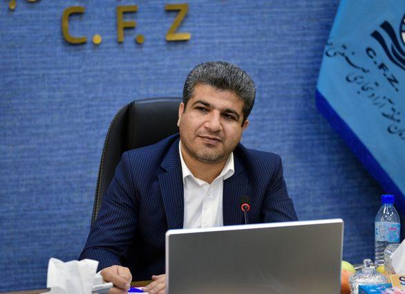 حکم مسئولیت مدیرعامل سازمان منطقه آزاد چابهار سال گذشته تمدید شده است