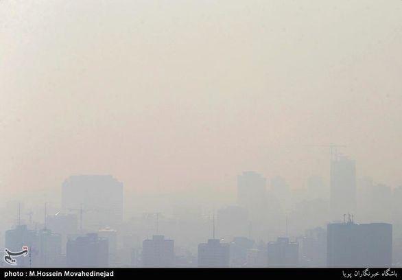 هشدار |هوای تهران برای همه گروه ها ناسالم است