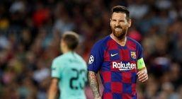 مسی: قرارداد دائمی با بارسلونا نمیبندم