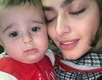 فوری/ ریحانه پارسا در ترکیه بچه دار شد + عکس