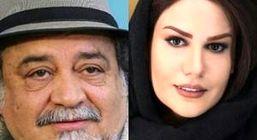 واکنش رز رضوی به شایعه ازدواجش با محمدرضا شریفی نیا + عکس