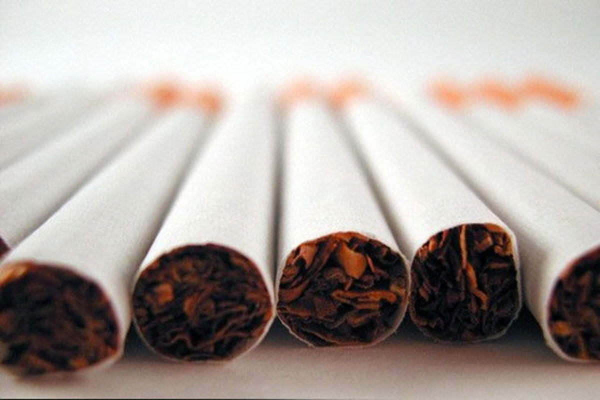 بزرگنمایی قاچاق سیگار برگ برنده صنایع دخانی