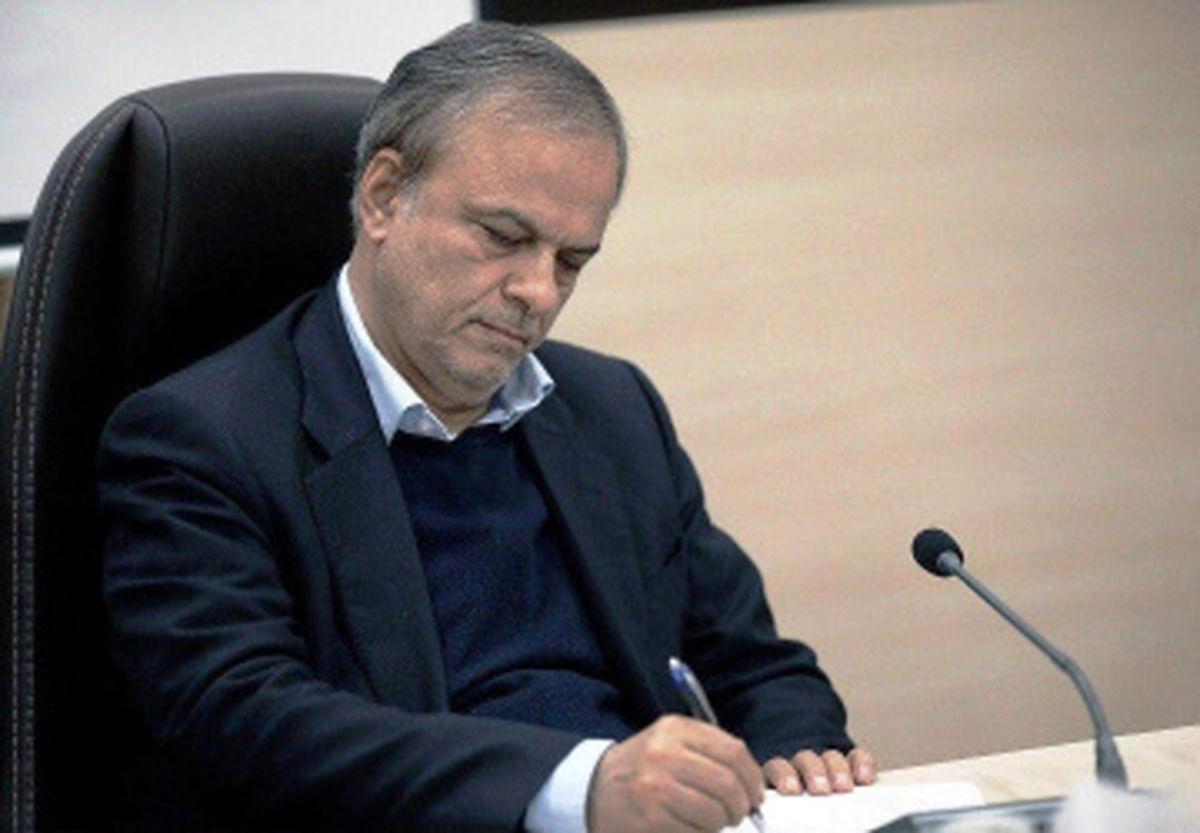 پیام تبریک وزیر صمت به مناسبت روز ملی صنعت و معدن