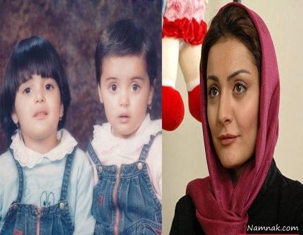 السا فیروز آذر و خواهرش الناز
