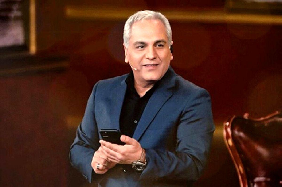 سوتی +18 مهران مدیری که سانسور شد + فیلم