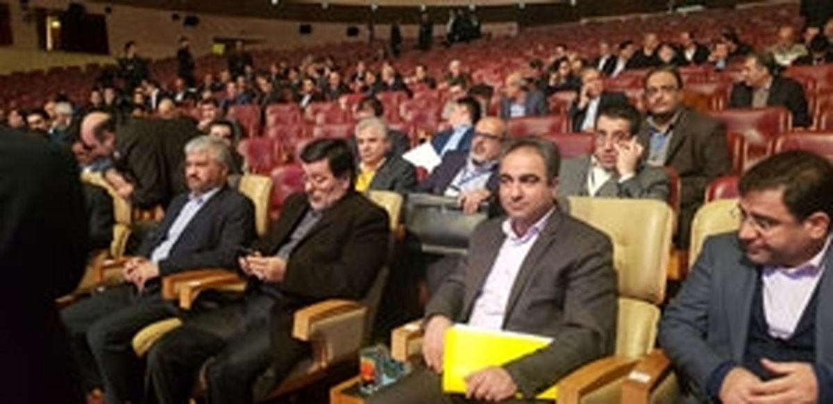 حضور شرکت فولاد آلیاژی ایران در دومین جشنواره و نمایشگاه ملی فولاد