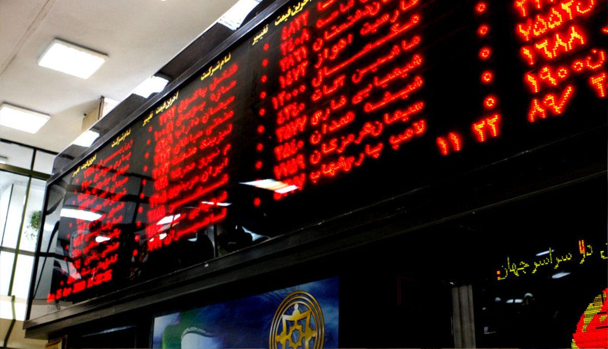 عوامل موثر در ریزش بازار سهام