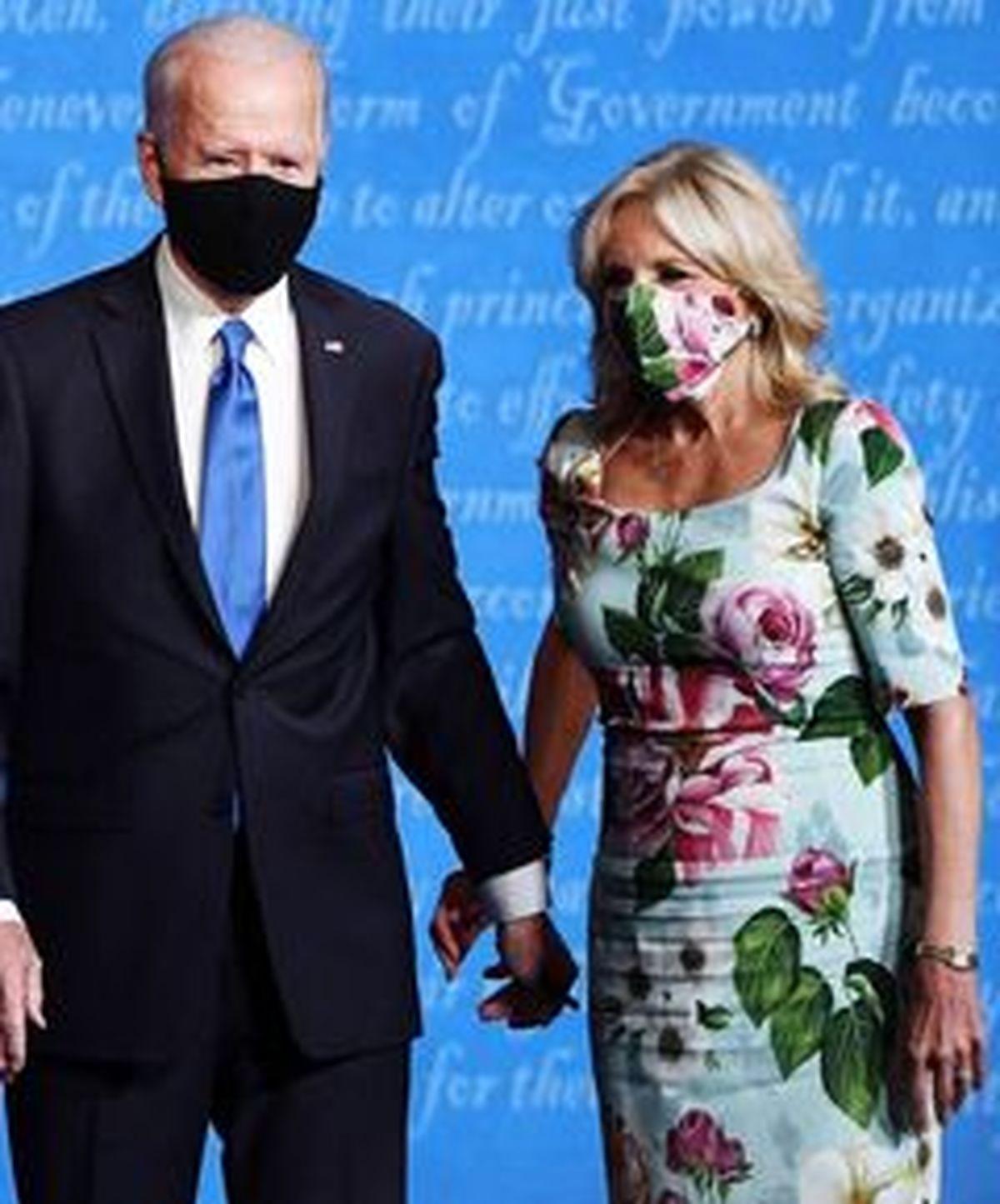 عکس دیده نشده و جنجالی از همسر رئیس جمهور + عکس
