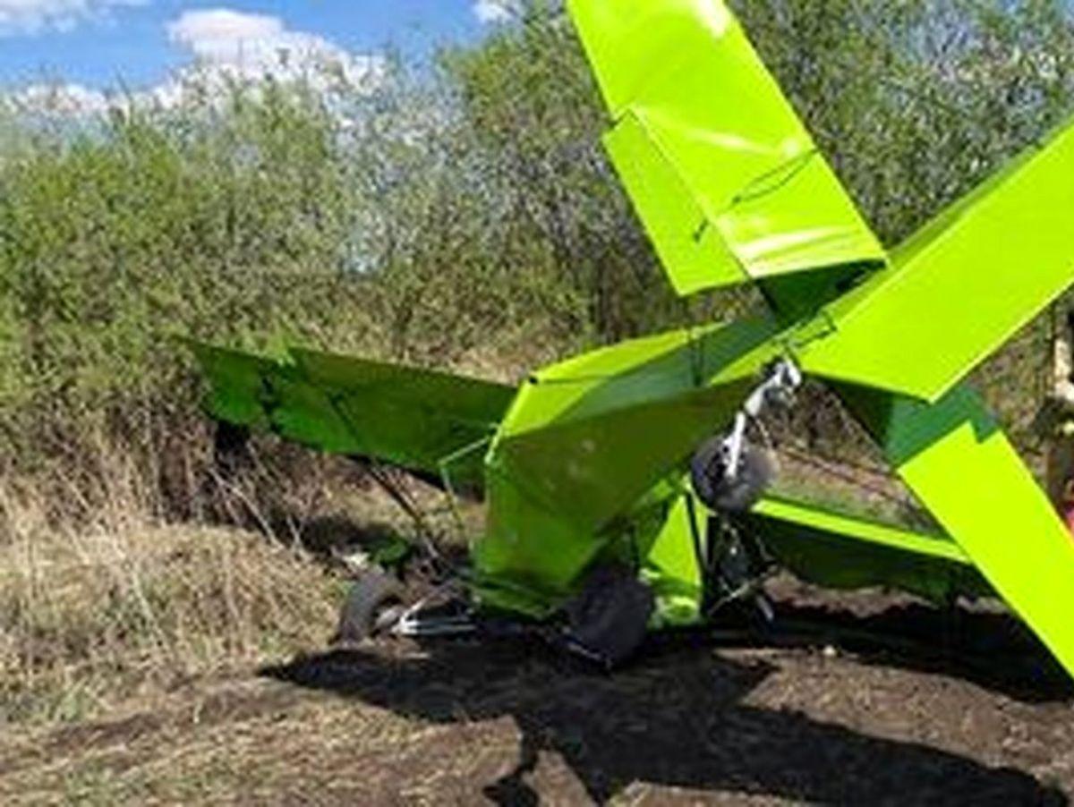 دزد بدشانس بعد از سرقت هواپیما سقوط کرد