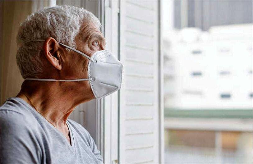 عوارض کرونا در بدن سالمندان تغییر کرد!