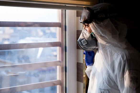 کرونا   آیا ویروس کرونا از طریق هوا منتقل میشود؟